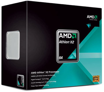 AMD Athlon Kuma X2 7750 Black Edition 7550