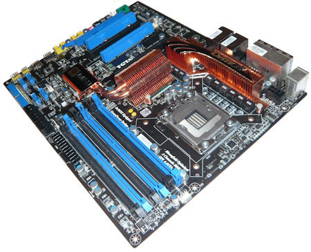 Carte mère MSI X58 Eclipse SLI
