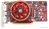 ATI (AMD) Radeon HD 4750 : face