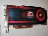 ATI (AMD) Radeon HD 4890 : face