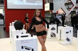 CeBIT 09 : babes Edifier