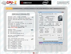 Corsair DDR3 6Go triple channel à 2533MHz