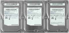 Disques durs Samsung 500Go, 1To et 1,5To