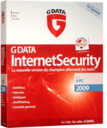 G Data InternetSecurity 2009