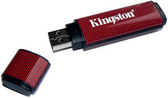 Kingston DT150 64Go ouverte