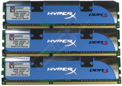 KINGSTON Hyper X DDR3-2000
