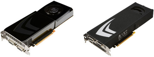 nVidia GeForce GTX 285 & 295