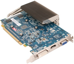 Sapphire HD 4670 Ultimate : dos