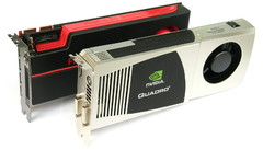FirePro V9800 et Quadro 5000